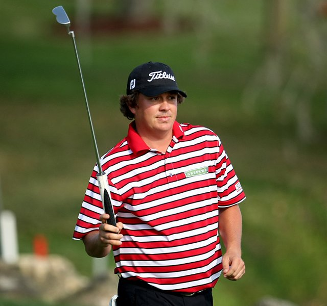 Jason Dufner posted a 66 to tie for the lead during the first round.