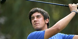 Bourdy leads Spanish Open; Manassero one back