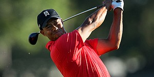 Tiger completes a crazy Florida Swing on top