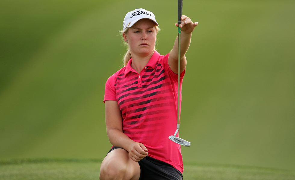 Despite recent troubled times, Charley Hull and Lauren Taylor have shown considerable class, which will carry them through to successful careers. <strong/>Alistair Tait&#8221; /></p> <p>Despite recent troubled times, Charley Hull and Lauren Taylor have shown considerable class, which will carry them through to successful careers. <strong>Alistair Tait</strong></p> <div id=