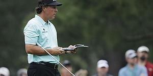 Soft Augusta? Mickelson sees 'birdie-fest'