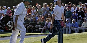 McIlroy among players humbled by Augusta