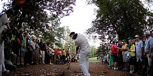Masters 2013: They'll take their shots, and others'