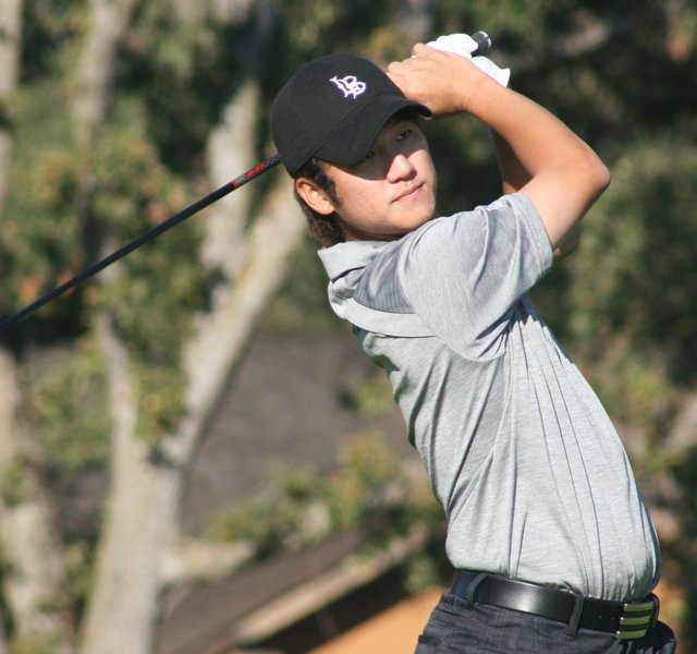 Kevin Lim of Long Beach State