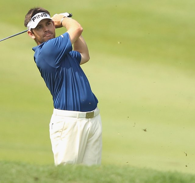 Louis Oosthuizen, a week after losing on the second hole of a playoff at the Masters, won the Malaysian Open by three strokes.