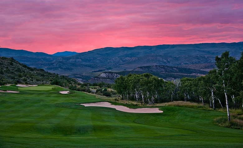 Red Sky Golf Club remains the universal reference point for mountain golf in Vail, Colo.