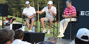 Junior Invitational: Glover offers advice to players