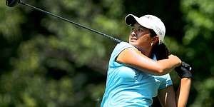 Kim fires 66 to lead at Gary Woodland Championship