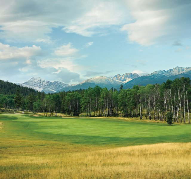 No. 3 at Fairmont Jasper Park Lodge