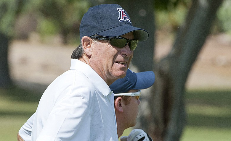 Arizona's Rick LaRose.