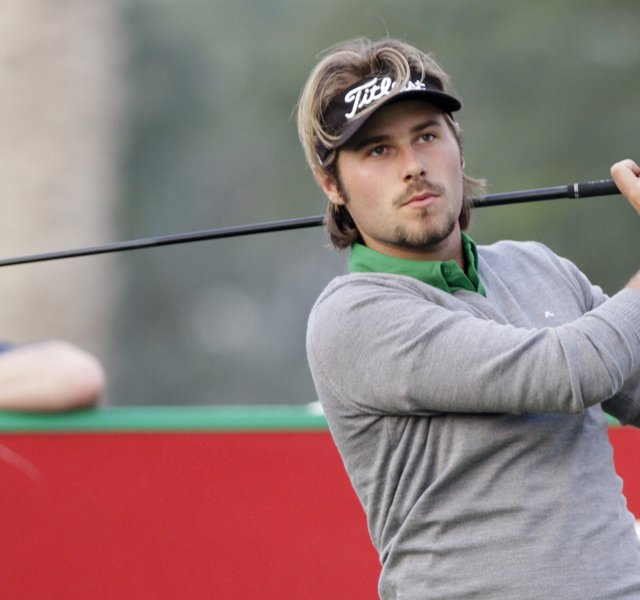 Victor Dubuisson (file)