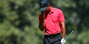 Masters 2013: Clock ticks for Woods at Augusta