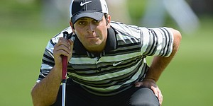 Francesco Molinari's putter leads him to win