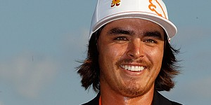 A mustache trend on the PGA Tour?