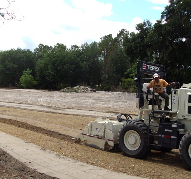 Renovations are under way at Sarabande Golf Club to create a new state-of-the-art practice facility for students at Gary Gilchrist Golf Academy.