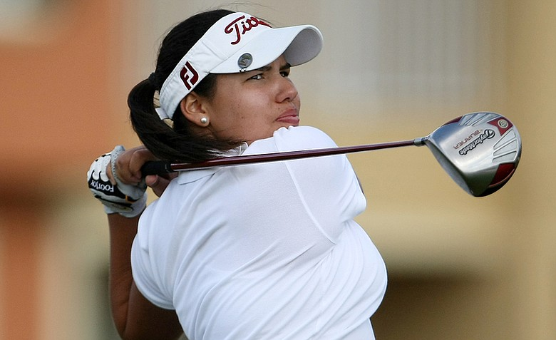 Duke's Alejandra Cangrejo (file photo)