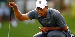 Tiger Tracker: Woods fires 2-over 74
