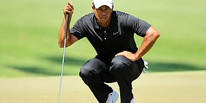 Tiger Tracker: Woods shoots 4-under 68