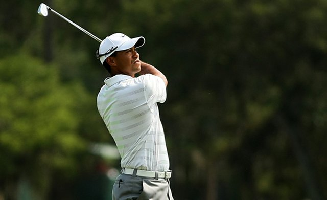 Tiger Woods during Round 3 of The Players Championship.