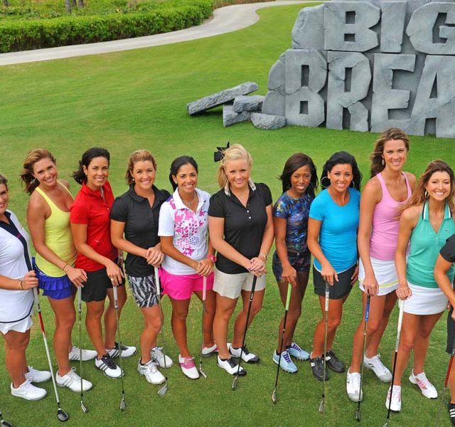 The cast of &quot;Big Break Atlantis&quot;