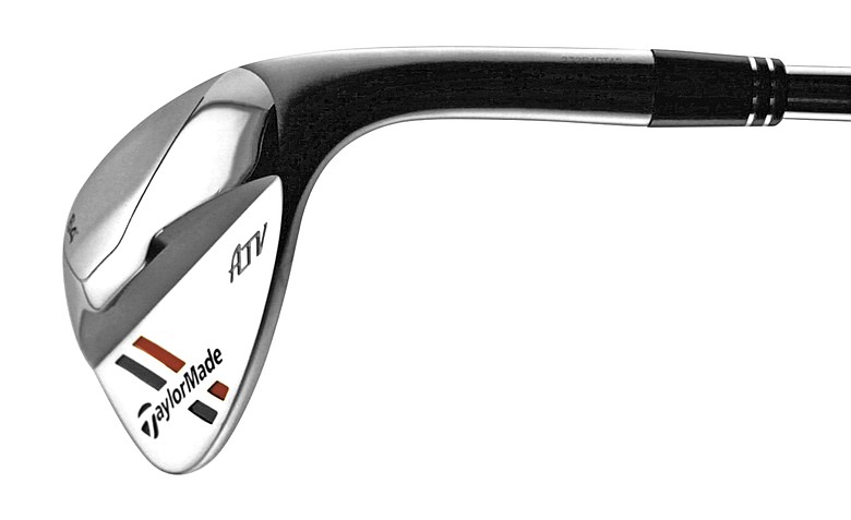 TaylorMade's new ATV wedge.
