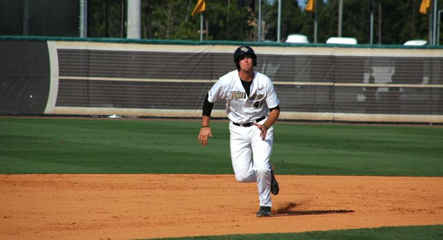 UCF must beat Rice in a three-game series in order to win the regular season Conference USA baseball championship.