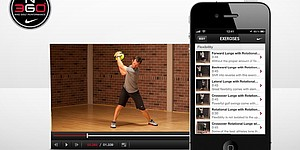 Nike unveils golf-fitness initiative, launches app