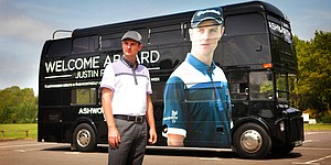 Ashworth bolsters tour presence, adds Justin Rose
