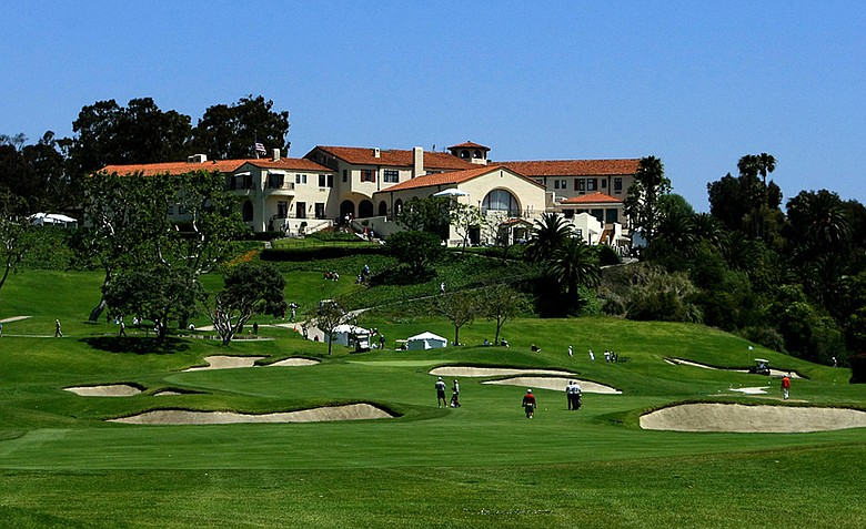 2012 NCAA Championship at Riviera Country Club in Pacific Palisades, Calif.