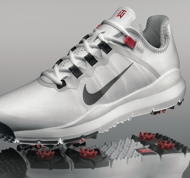 Nike&#39;s TW &#39;13 golf shoe set to be released on June 8, 2012.