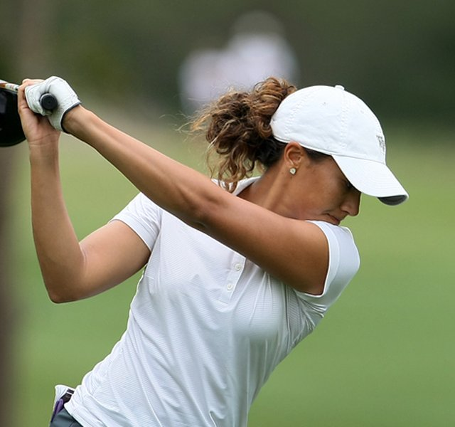 Cheyenne Woods (file photo)
