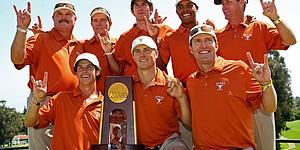 Tee times: NCAA Men's Championship, Rd. 1, 2