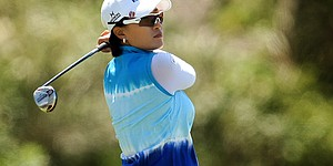 Pak takes the lead at LPGA Championship