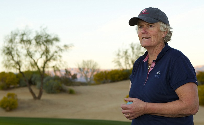 U.S. coach Pat Cornett