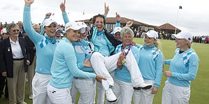 GB&I storms back to win Curtis Cup