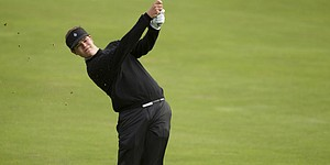 Hossler, 17, makes second Open start like a veteran