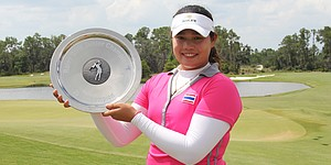 Junior Notes: Jutanugarn breaks records