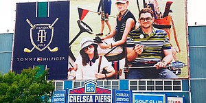 Hilfiger nets sponsorship of Chelsea Piers