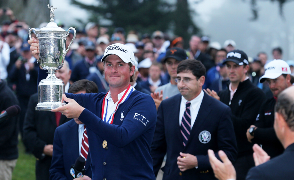 Webb Simpson, who is skipping the British Open because of the pending birth of his second child, is just the latest major champion with an unorthodox swing.