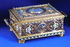 """The Tsars' Cabinet: Two Hundred Years of Russian Decorative Arts under the Romanovs,"" at MOAS in Daytona Beach."