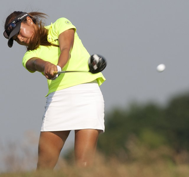 Alice Jeong during the 2012 Women&#39;s Amateur Public Links
