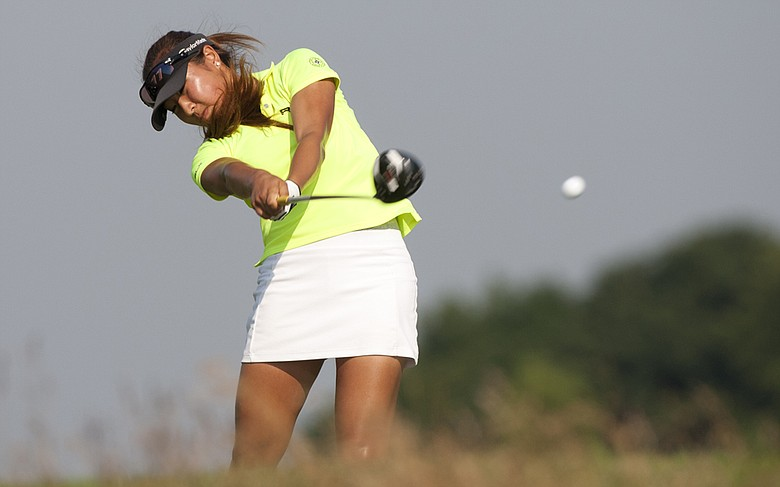 Alice Jeong during the 2012 Women's Amateur Public Links