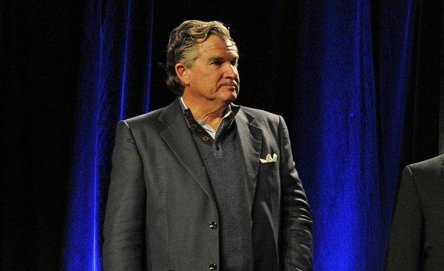 Bill Calfee, president of the Web.com Tour. (file photo)