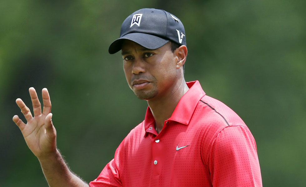 Tiger Woods won for the third time this season, outlasting Bo Van Pelt down the stretch to capture his second AT&#038;T National title at Congressional. See how it happened.