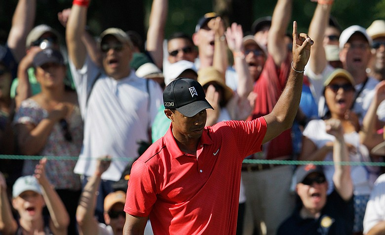 Tiger Woods has won two of his past three starts and is the leader in the race for the FedEx Cup.