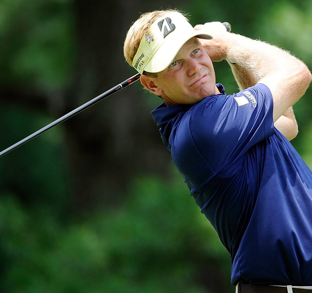 Billy Hurley III finished fourth at AT&T National to climb up the money list on the PGA Tour.