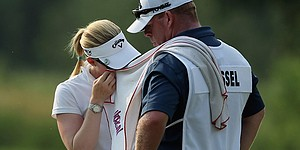 Pressel WDs from USWO with thumb injury