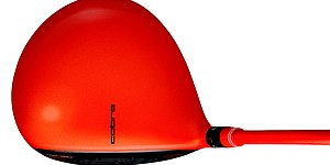 Cobra to showcase special-edition orange AMP driver