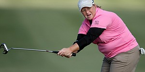LPGA's Duncan perseveres through struggles