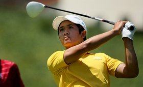 Anton Arboleda during the NCAA Championship.